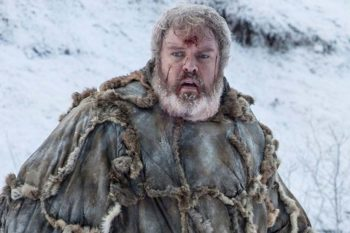 This guy called out George R.R. Martin on Hodor's heartbreaking fate in 2014