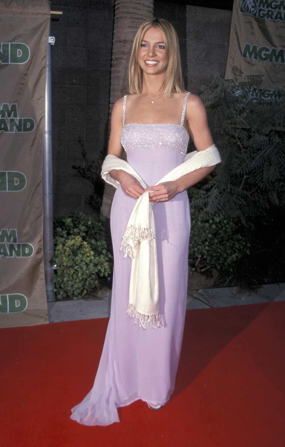See This Evolution Of Britney Spears S Bma Outfits And