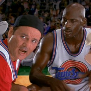 "Everything I need to know, I learned from ""Space Jam"""