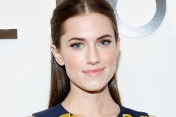 Allison Williams' new hairdo was inspired by this Disney princess, and we fully approve