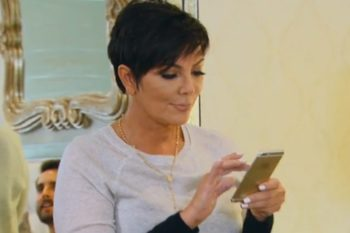 So this is happening: Kris Jenner wants to be a Kardashian again