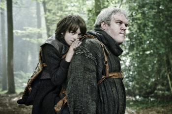 "Even the actor who plays Bran is upset with his character about that heart-wrenching ""GoT"" moment"