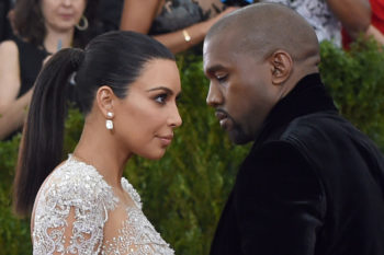Kim Kardashian posted a sweet Instagram in honor of her and Kanye's two-year anniversary