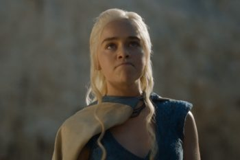 "Here's who was supposed to play Daenerys Targaryen on ""Game of Thrones"""