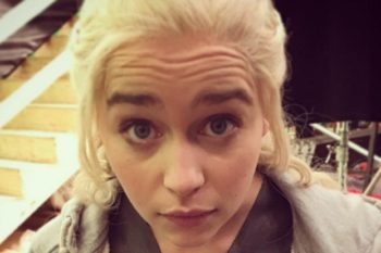 "Emilia Clarke did something SO un-Khaleesi like in her ""Game of Thrones"" auditions"