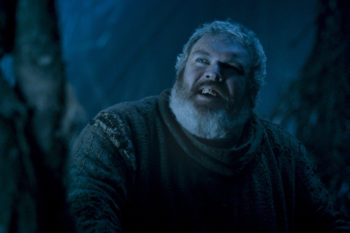 "Hodor has the best explanation for what really happened during THAT scene on ""Game of Thrones"""