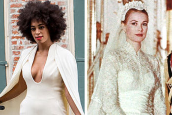 19 iconic celebrity wedding dresses that are still #goals today
