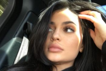 There's a new Kylie Lip Kit and it's fulfilling all of our gothic needs
