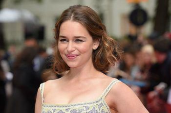 Emilia Clarke played a really gross prank on co-star Sam Claflin