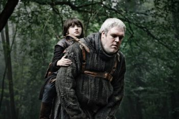 Don't worry, here's photographic proof Hodor and Bran are going to be BFFs IRL forever