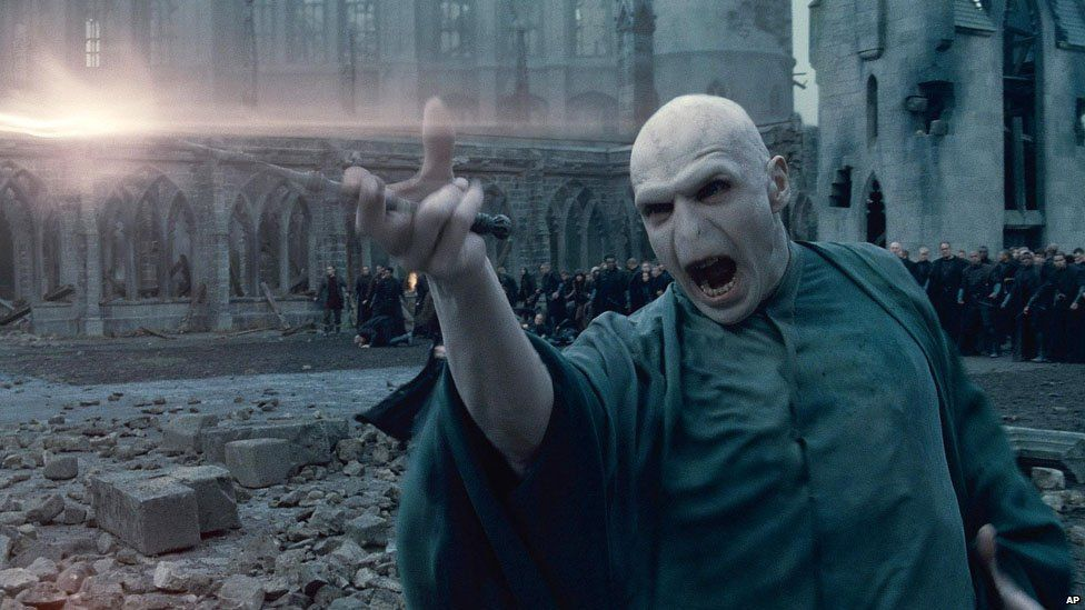 What Lord Voldemort taught me about mental illness