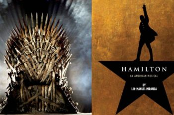 "#HamOfThrones is the ""Game of Thrones""/""Hamilton"" mashup we didn't know we needed"