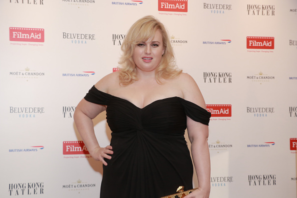 Rebel Wilson just opened up in a real way about filming nude scenes