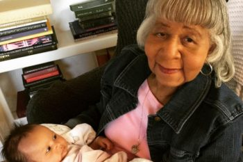 John Legend introduced Luna to his grandma and it's the actual sweetest