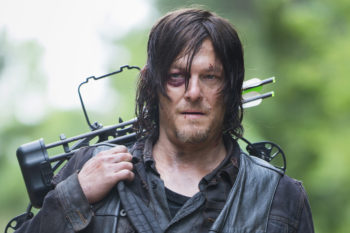 "Norman Reedus has some grim AF news for us about next season's ""Walking Dead"""