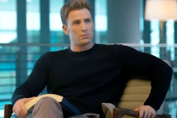 "Chris Evans wants to be in the next ""Spider-Man"" movie, and let's make this happen, please?!"