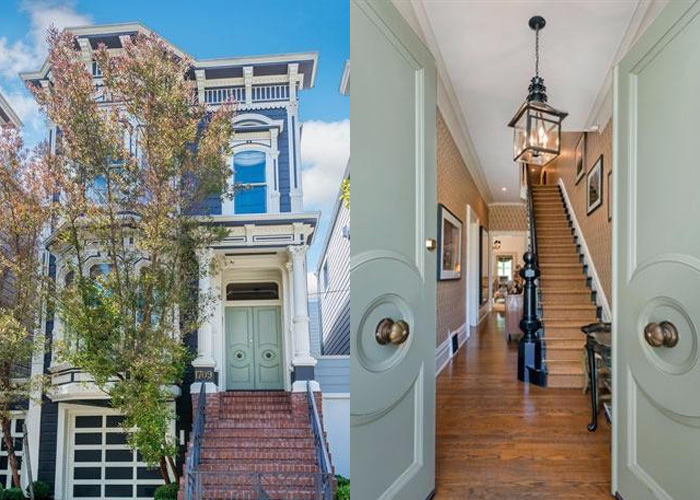 "The inside of the real ""Full House"" house is so luxurious"