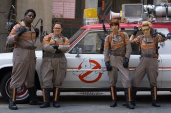 "Melissa McCarthy takes on sexist ""Ghostbusters"" critics"