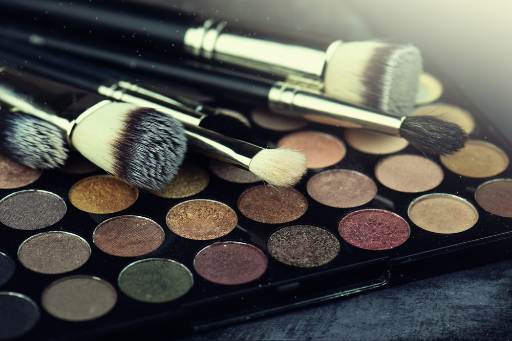 You won't be able to look away from this video of eye shadow being made