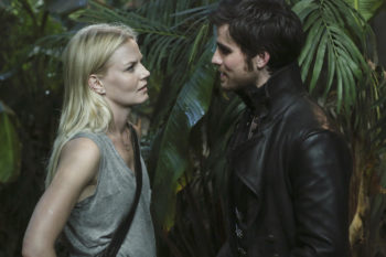 """Once Upon a Time"" fans, rejoice: Marriage might be on the table for Emma and Hook!"