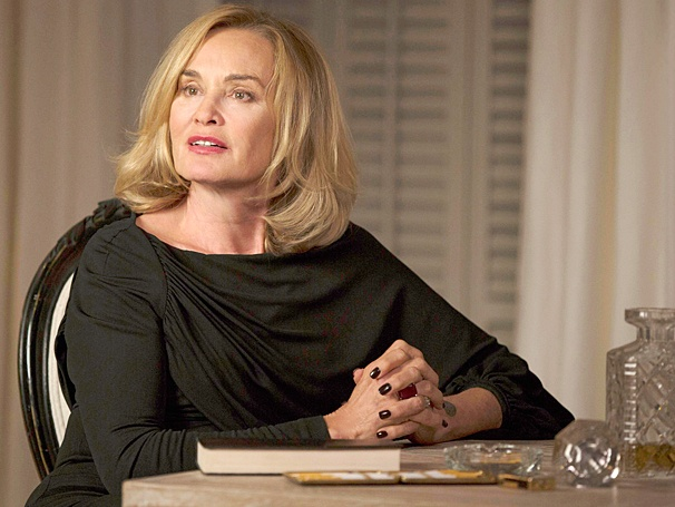 "Jessica Lange says she's officially done with ""American Horror Story"""
