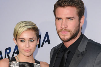 "What's going on with Liam Hemsworth and Miley Cyrus? He says we'll all ""figure it out"""