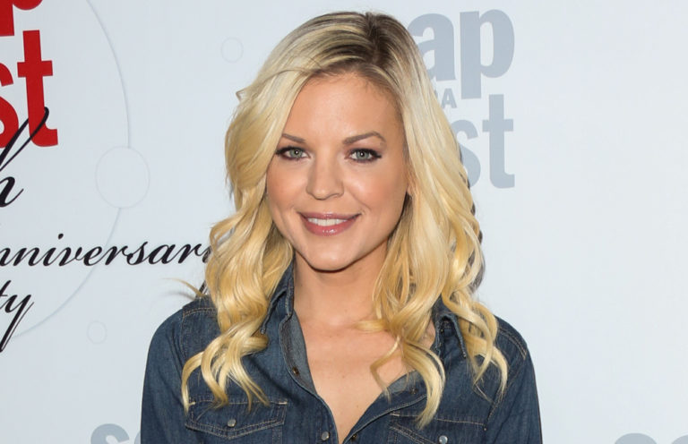 "Kirsten Storms, aka Zenon, just explained why she has to go on hiatus from ""General Hospital"""