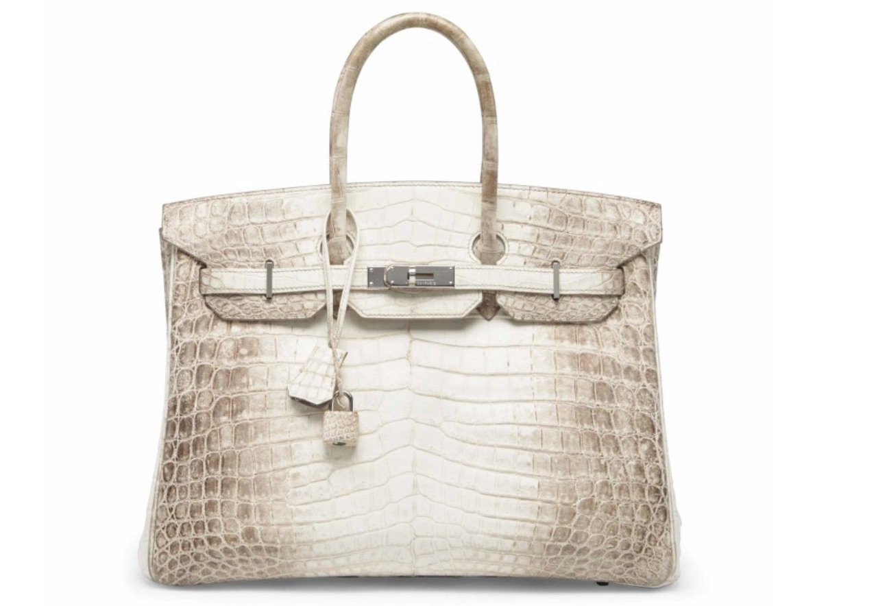 Whoa: This is the most expensive handbag EVER sold