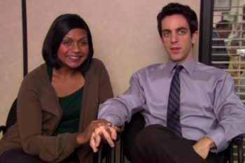 "Mindy Kaling played some insane tricks on BJ Novak during ""The Office"""