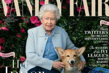 "Corgi lovers, get ready to swoon over the new ""Vanity Fair"" cover"