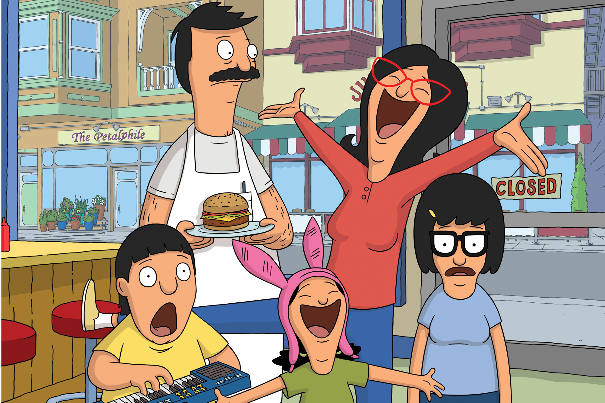 'Bob's Burgers' character costumes are KILLING IT this Halloween, and we're so pleased