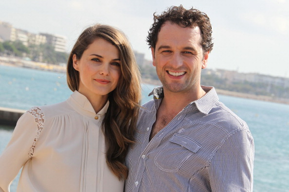 All the congrats to co-stars Keri Russell and Matthew Rhys on their new baby!