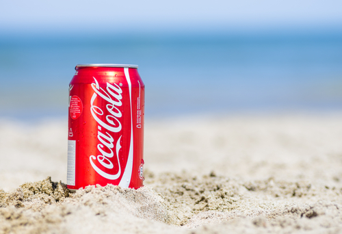 Coca-Cola cans are getting QUITE the makeover