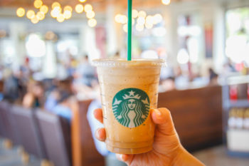 Starbucks has given us our new favorite summer coffee drinks