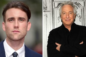 """Harry Potter's"" Neville Longbottom beautifully remembers Alan Rickman"