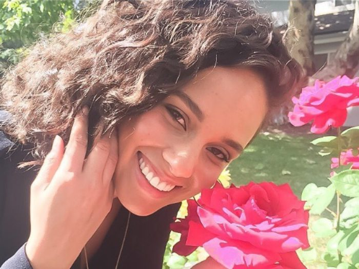 Alicia Keys Went Completely Makeup Free For Her Quot Vanity