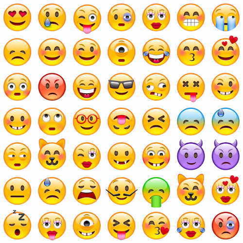 72 awesome new emoji are on their way, just FYI