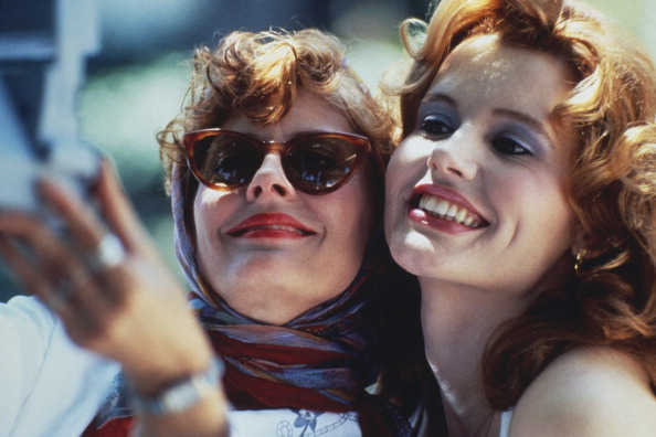 "Everything I need to know I learned from ""Thelma & Louise"""