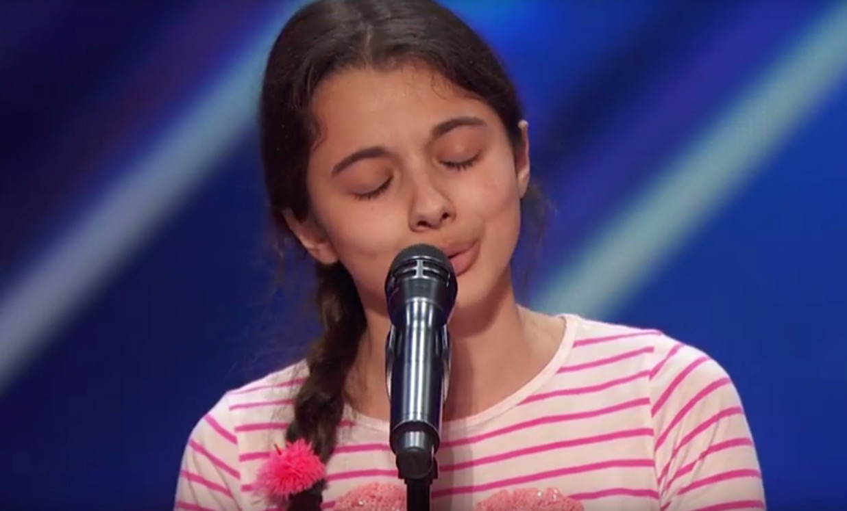 Watch this 10-Year-Old Blow Away Americas Got Talent