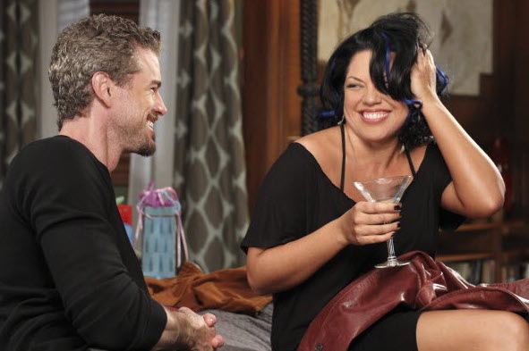 """Mark and Callie predicted their future relationship in this early episode of """"Grey's"""""""