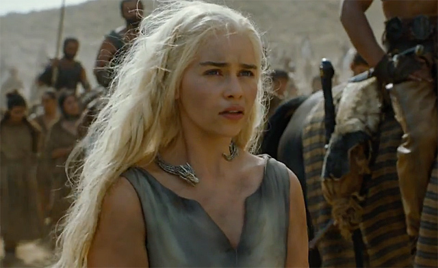 Emilia Clarke just confirmed what we basically knew about Daenerys Targaryen