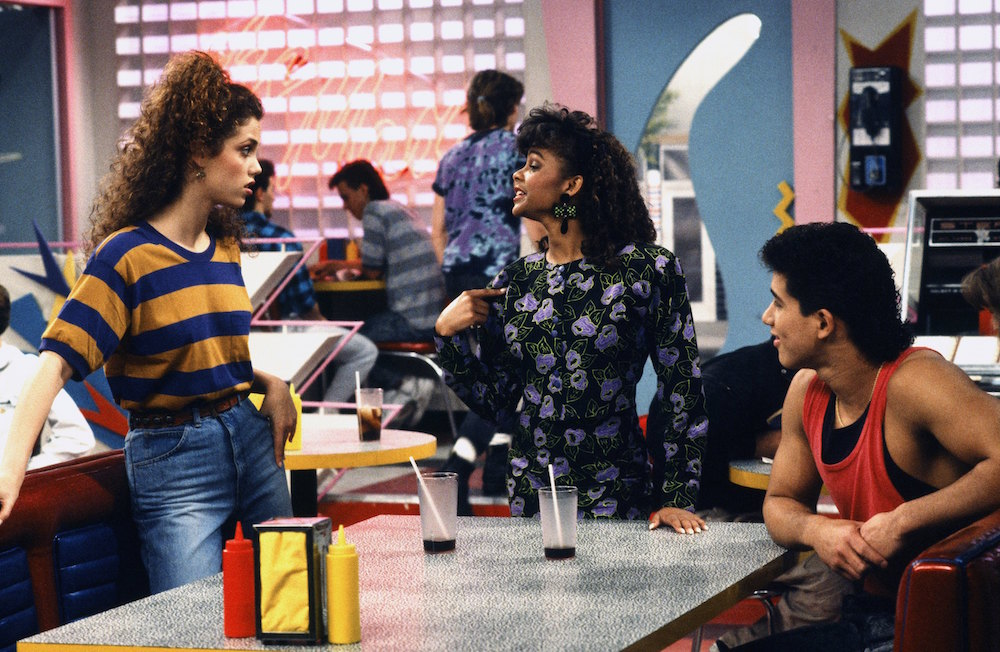 "Now you can live out your ""Saved by the Bell"" fantasies with this pop-up restaurant"
