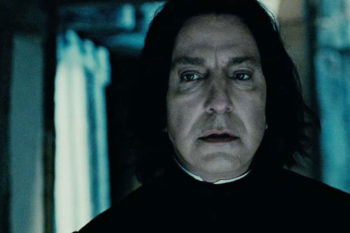 This Snape fan theory will totally make your heartache