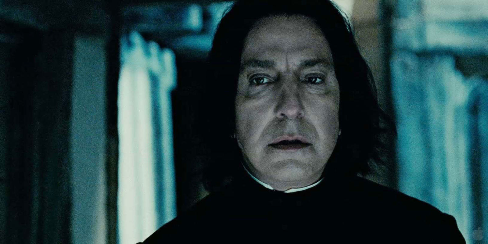 This Snape fan theory will totally make your heart ache