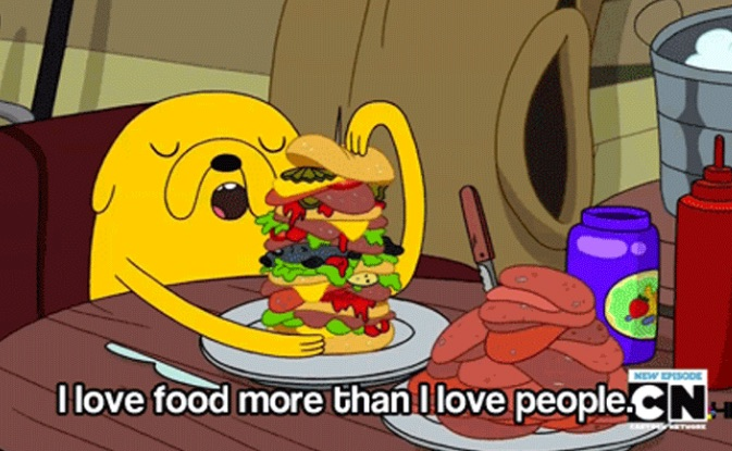 "14 absurd-yet-poignant life lessons from Jake the Dog on ""Adventure Time"""