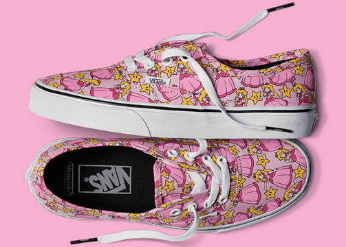 We need everything from the Vans and Nintendo collaboration