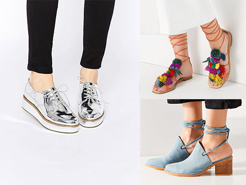 15 cute shoes that will make your wardrobe ~super cool~ this summer