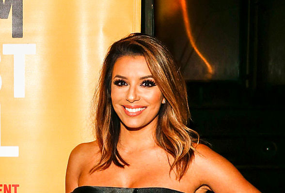 Eva Longoria Debuts Short Summer Hair On The Red Carpet