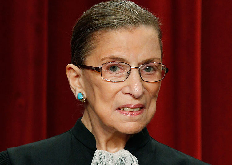 There's a new praying mantis named after Ruth Bader Ginsburg because of course