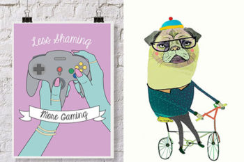 9 talented illustrators on Etsy you need to know about